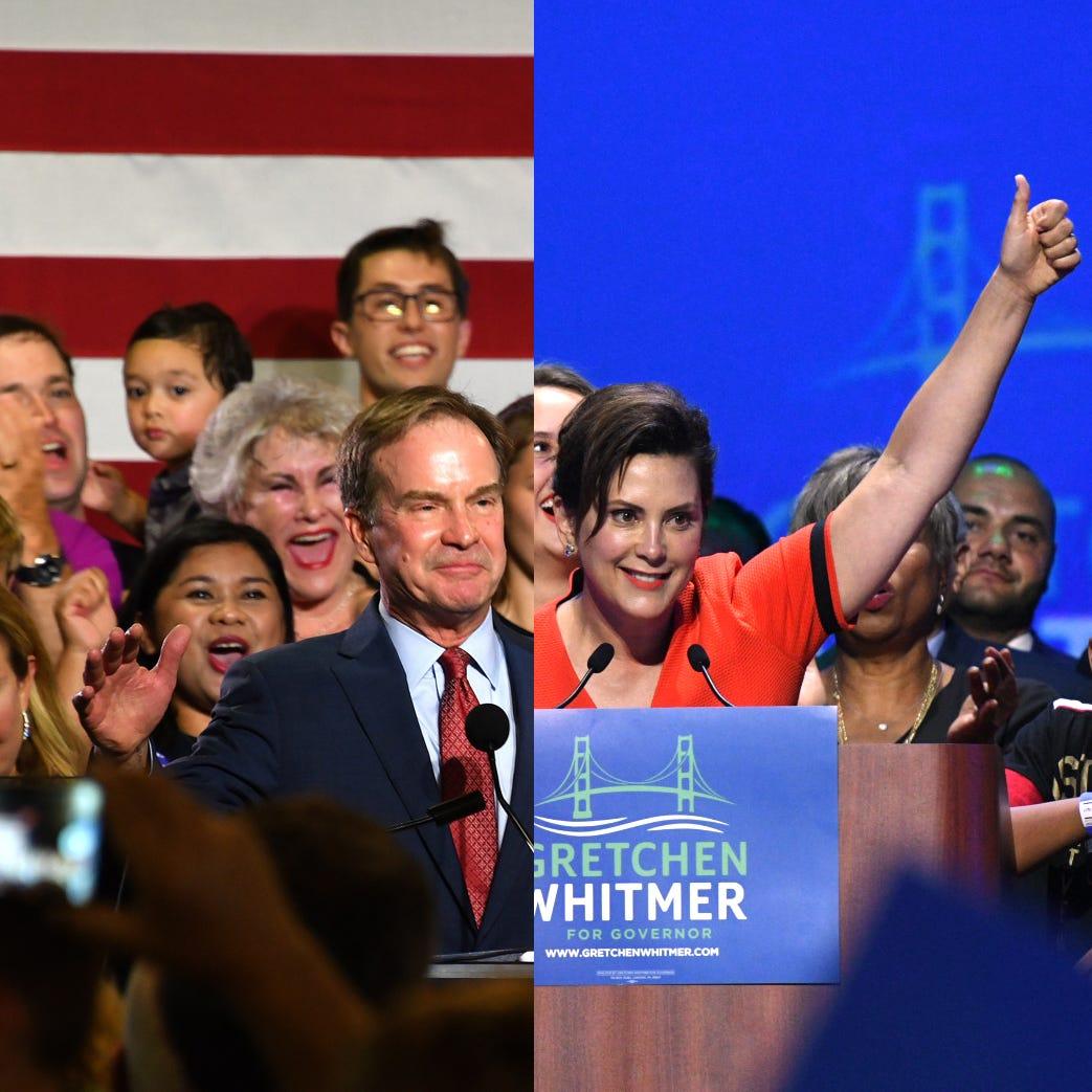 Whitmer, Schuette win Michigan governor primaries