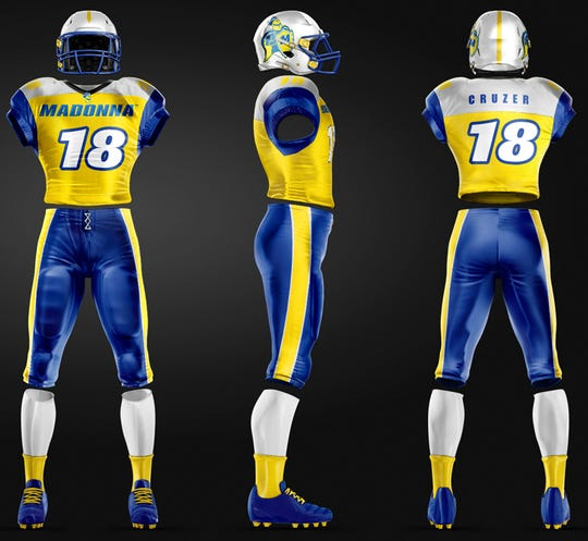 Madonna University will start competing in football in 2020.
