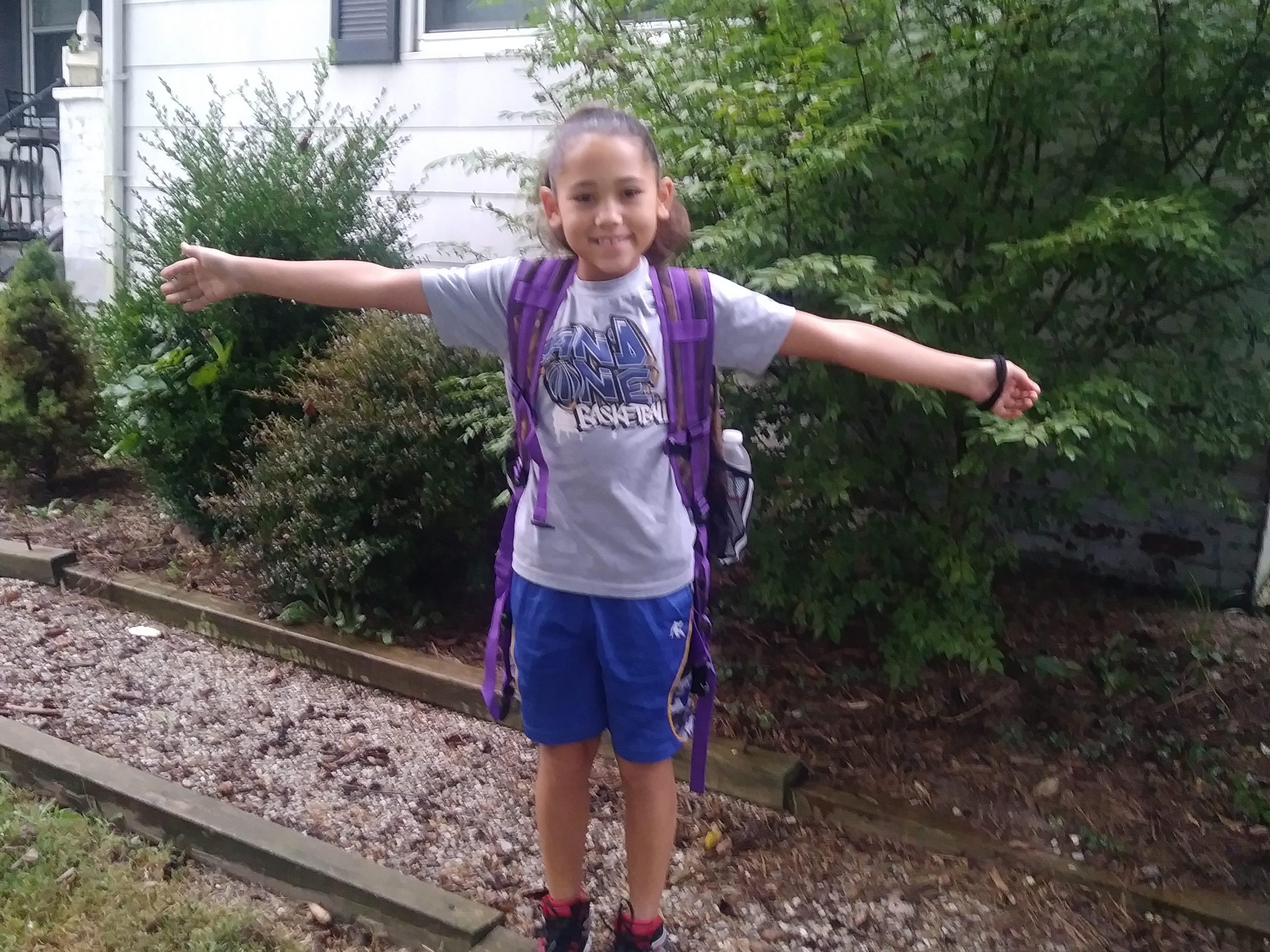 Jama Cabell 4th grade