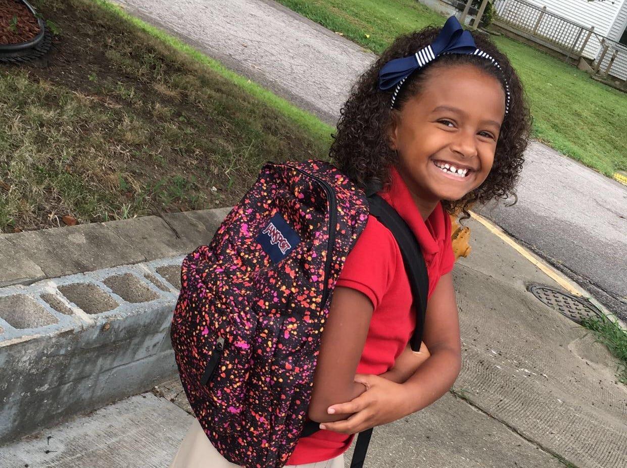 Anayla Bridges 2nd grade Harper Elementary