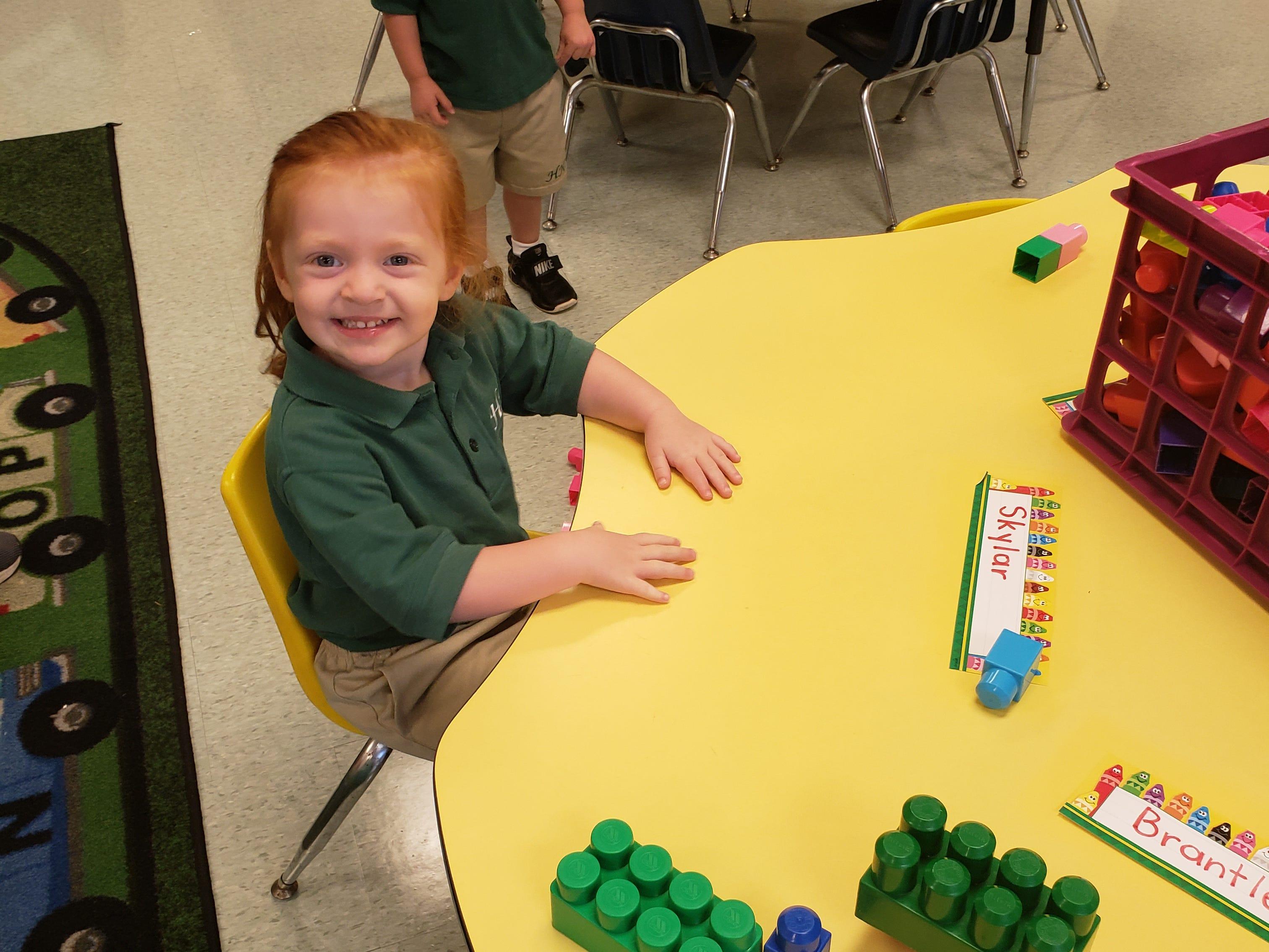 Skylar Sagez Preschool