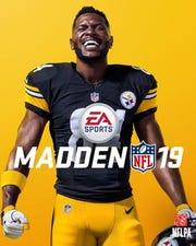 Madden NFL 19 cover
