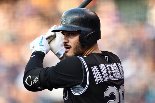 The Colorado Rockies host the L.A. Dodgers for a four-game series beginning on Thursday.