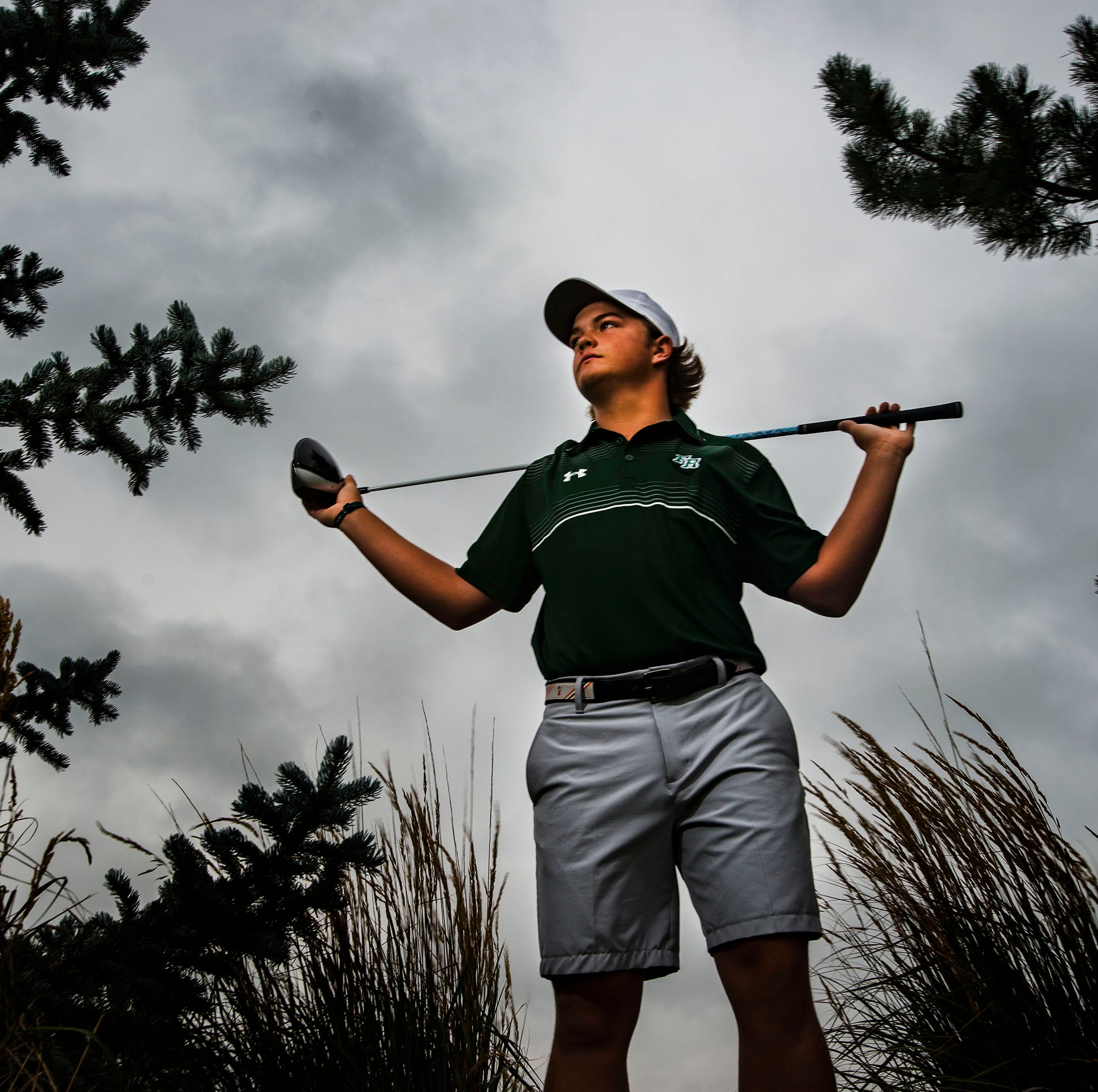 Fossil Ridge golfer Dillon Stewart has small stature, big golf game