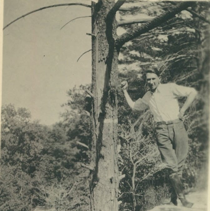 Into thin air: The mysterious 1933 disappearance of hiker Joe Halpern