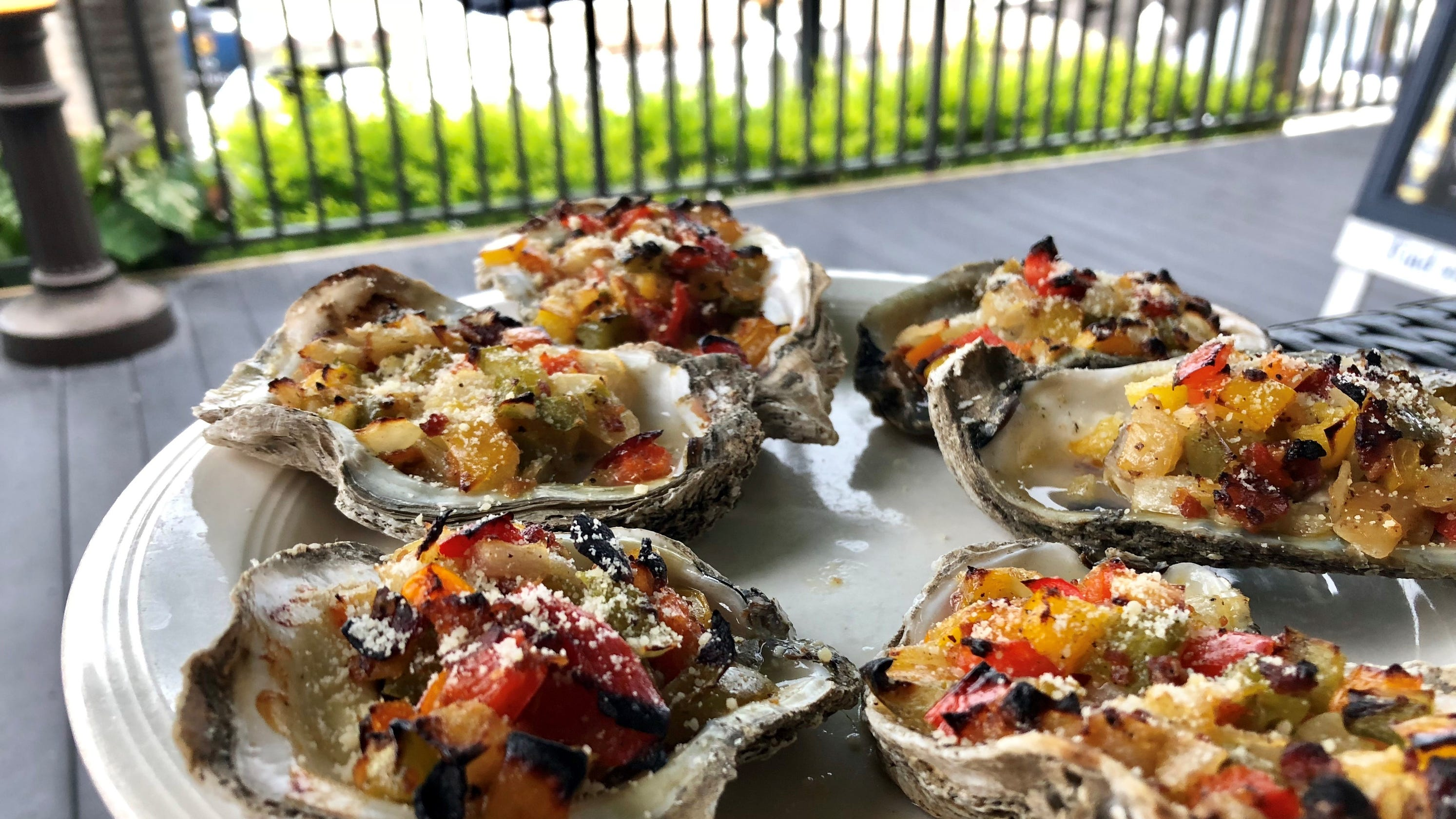 4e7ddcd126f0 Cape Coral restaurants  Cape Harbour Oyster Bar — JLB review