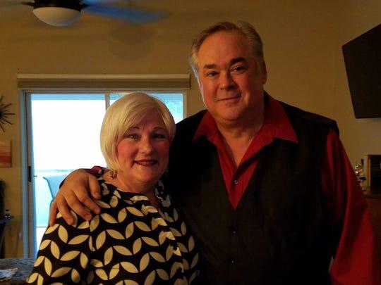 Kathleen and Dean Winkelmann of Dusk Duo