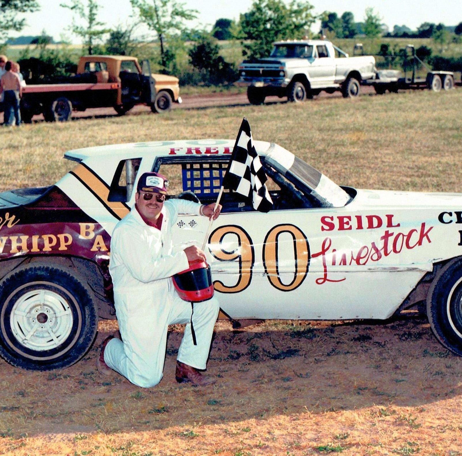 Luxemburg hall of fame inductee Freddie Davister recalls good times of 1980s racing