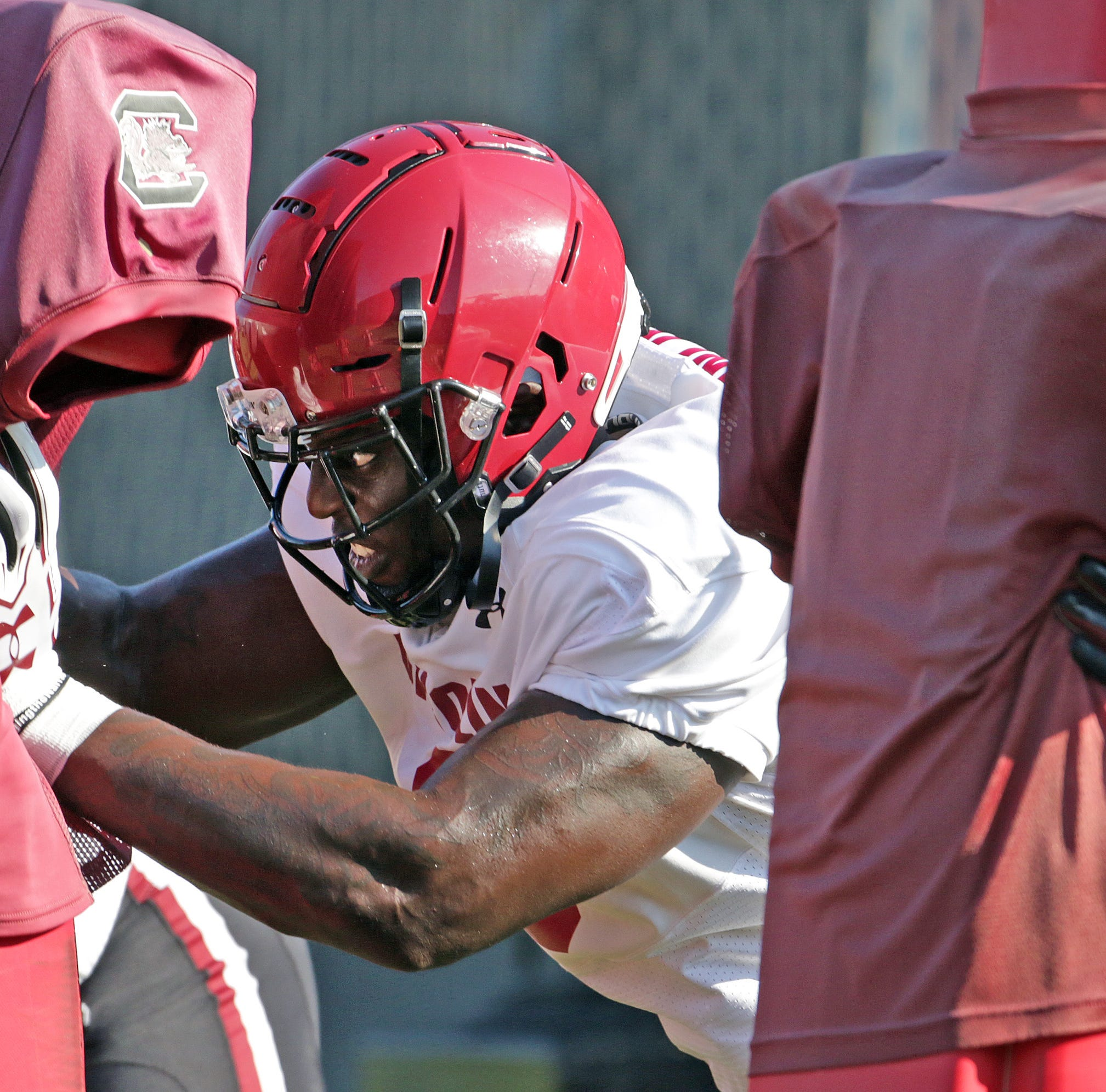 Once homeless, South Carolina's Javon Kinlaw found new lease on life through football