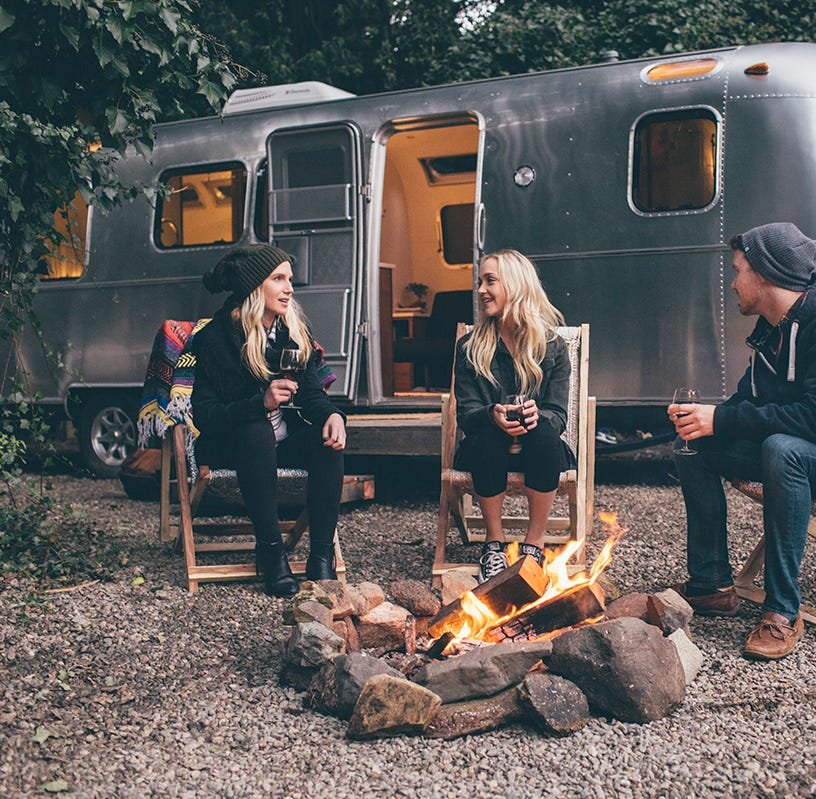 Let's go glamping: AutoCamp reimagines camping with luxury comforts