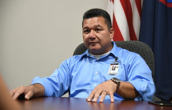Eric M. Palacios