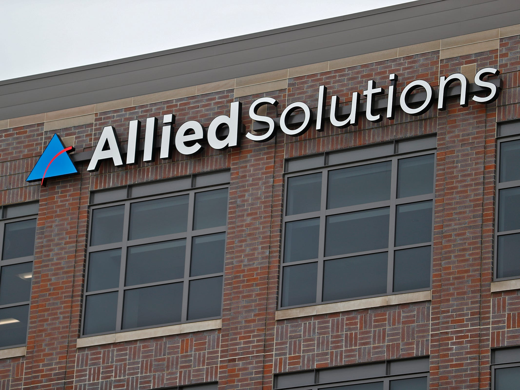 Allied Solutions is at 350 Veterans Way and along the Monon Trail, in Midtown Carmel, Tuesday, Aug. 7, 2018.