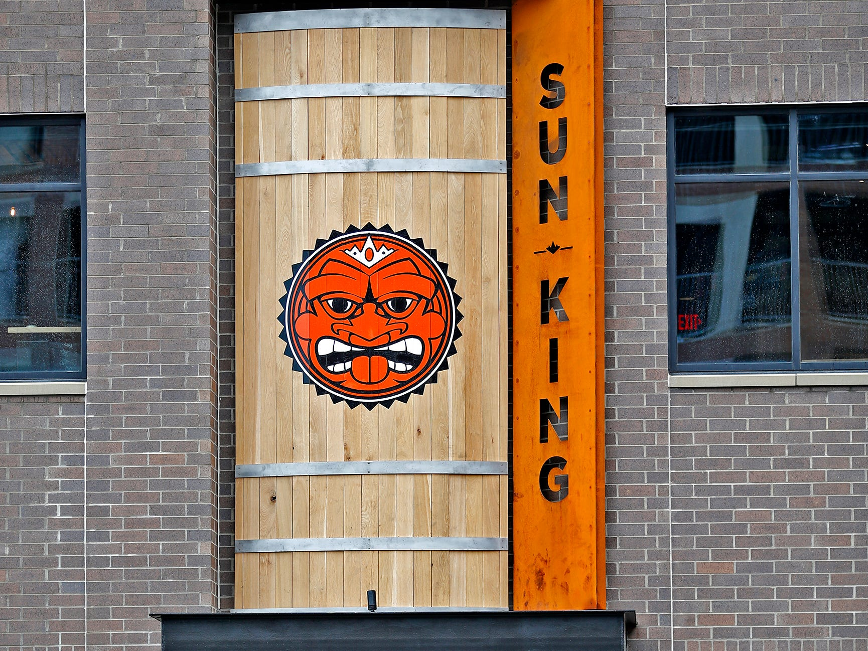 The Sun King Tap Room (351 Monon Trail) is seen in Midtown Carmel, Tuesday, Aug. 7, 2018.