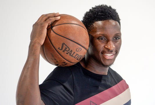Indiana Pacers Guard Victor Oladipo Works Out At Skill Lab In Miami Fla During The Offseason On Monday Aug 6 2018