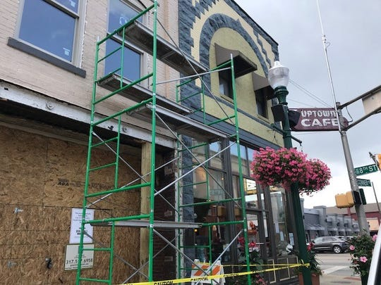 Sunrise Cafe at Uptown in Noblesville is expanding into a building nextdoor its location on Conner St.