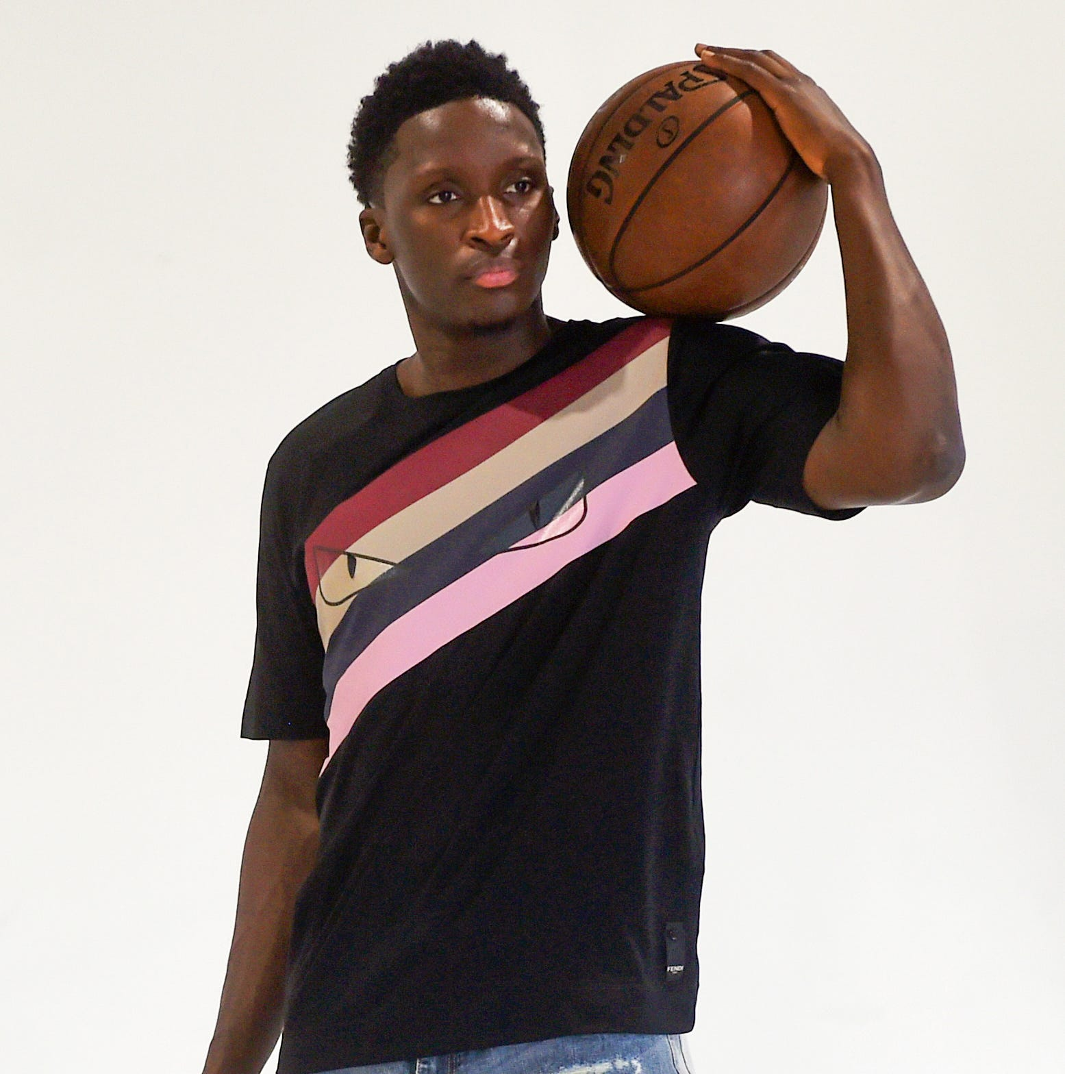 Pacers' Victor Oladipo has his sights set on a new team: The Monstars