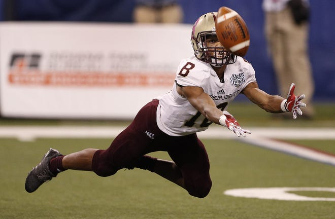 Gabe Wright and Brebeuf reached the Class 3A state title game a year ago.