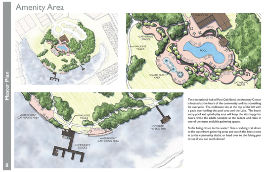 Artist rendering of a proposed development planned for Tooles Bend Road in Southwest Knoxville.