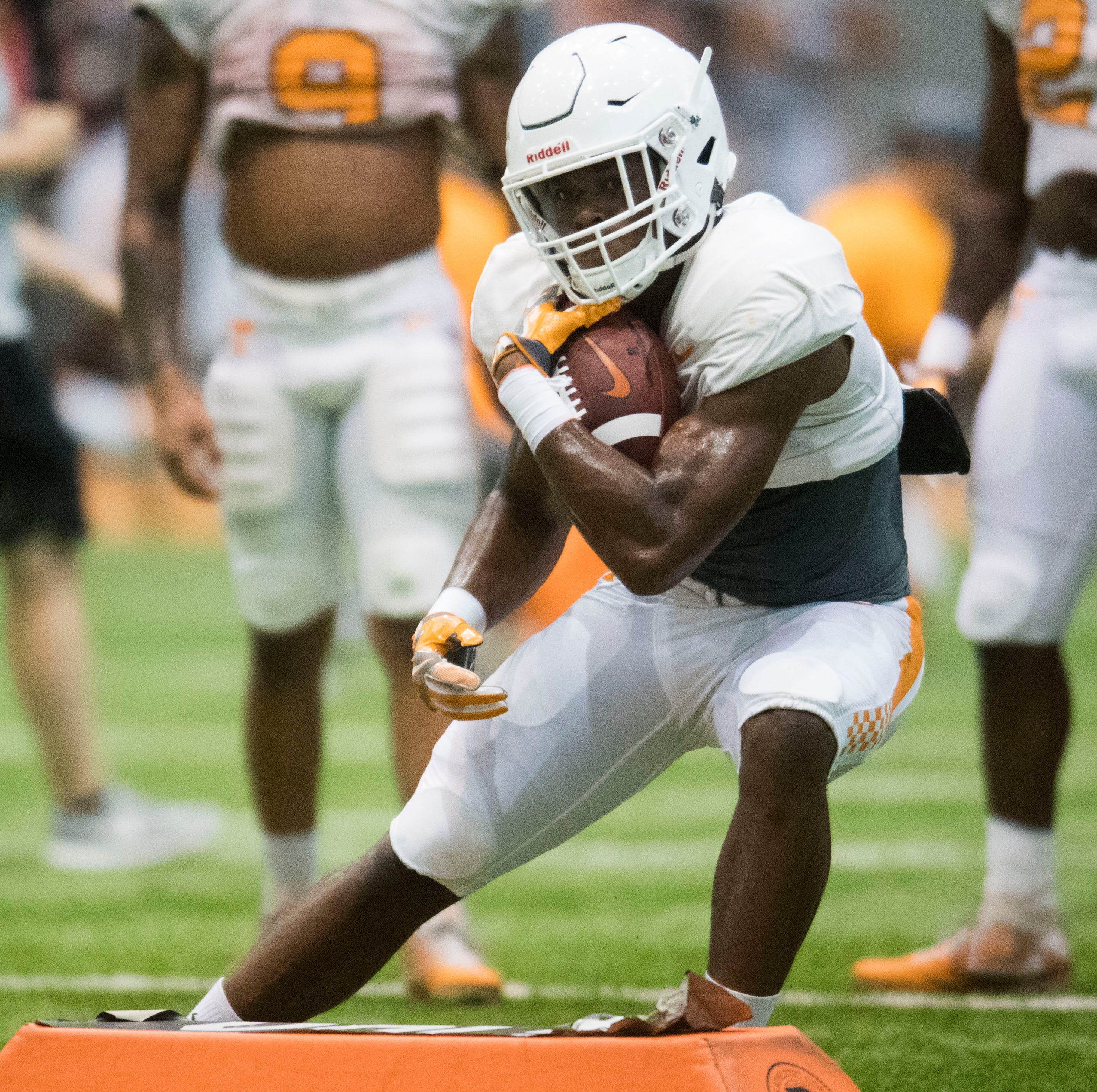 Will youth be served? Tennessee Vols have youngest offense in the SEC