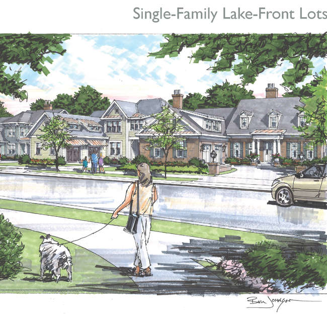 Clash coming on planned Tooles Bend Road development; Post Oak Bend back before MPC