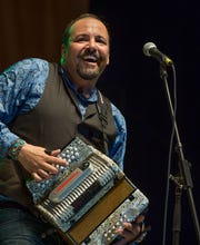 Terrance Simien and The Zydeco Experience perform Friday at the Acadiana Center for the Arts as part of Boogie from the Bayou. Beausoleil avec Michael Doucet will also perform.