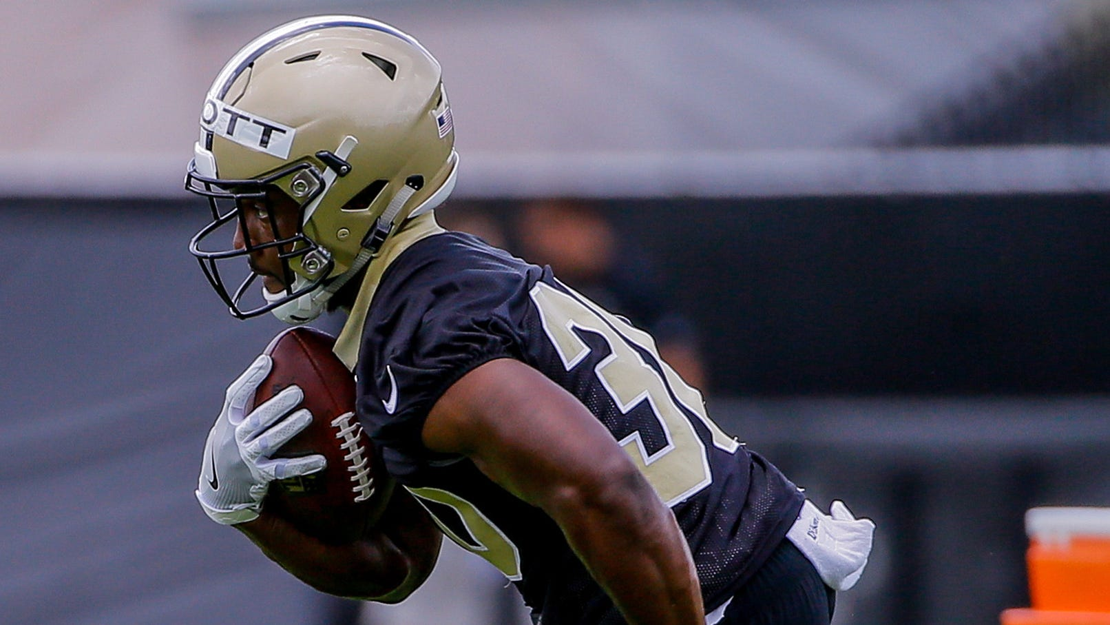 Williams hopes to take another step toward earning RB role