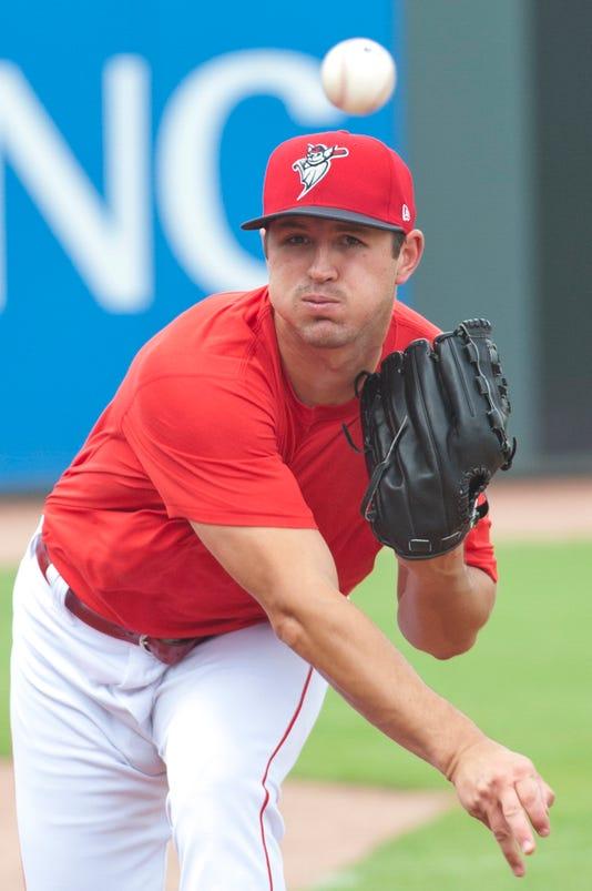Tyler Mahle, pitcher