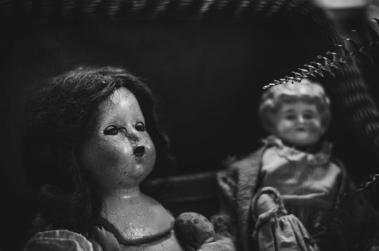 """Inside the Turner-Dodge House in Lansing, one of several """"haunted"""" locations around Lansing that Jenn Carpenter's new book """"Haunted Lansing"""" explores."""