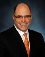 Dr. Scott Strome is the new medical school dean at the University of Tennessee Health Science Center in Memphis.