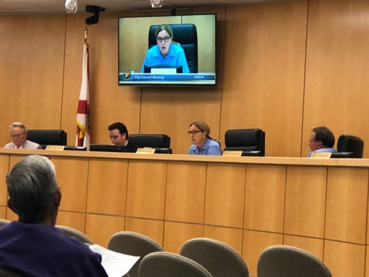 Aug. 6 Marco Island City Council meeting