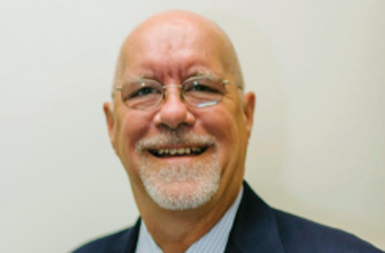 Dick Strassburger is the president of the Pewaukee Chamber of Commerce