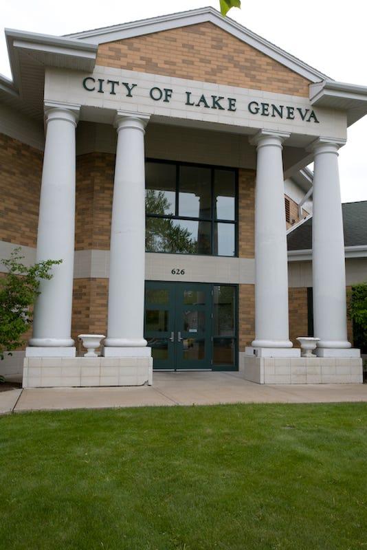 Lake Geneva City Hall