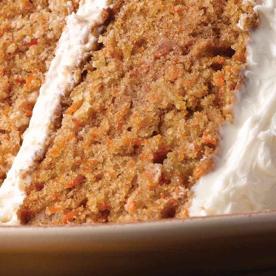 Fresh Market provides recipe for Best-Ever Carrot Cake