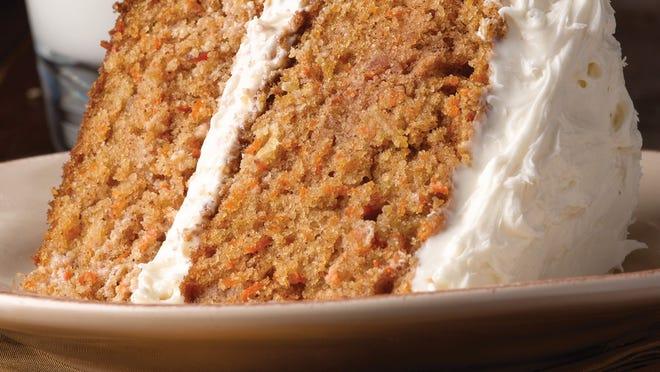 Carrot cake from The Fresh Market website