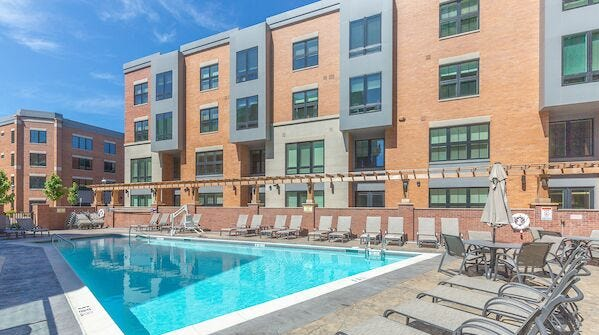Rose Hall, a new apartment complex on Kings Road in Madison, offers 100 luxury unites with one to three bedrooms, with a pool, billiards room, fitness center, package concierge and much more.