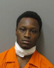 Rickel Osborne was charged with shooting into an occupied vehicle after an altercation in July.