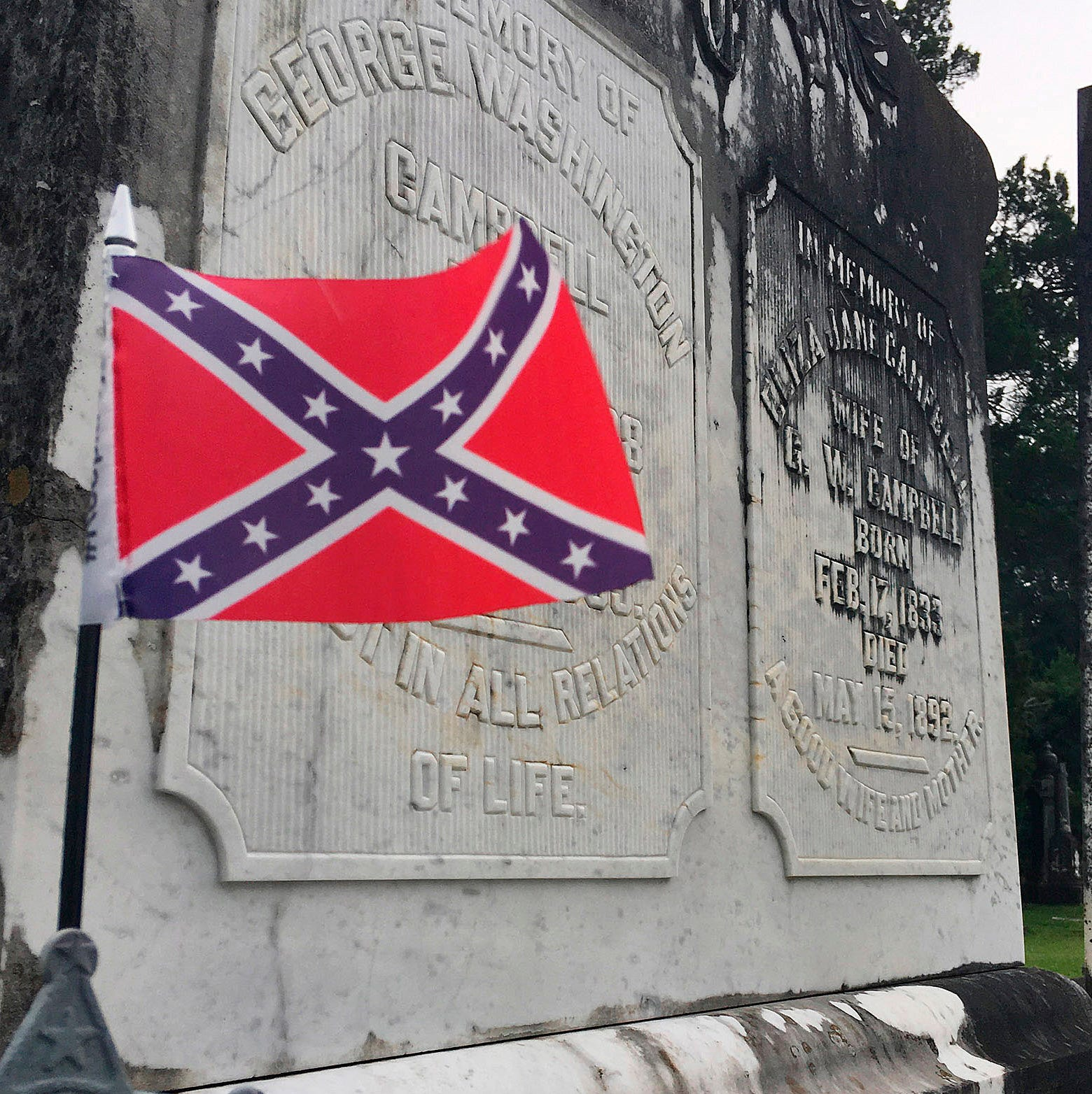Letters to the editor: Honoring Confederate soldiers without honoring supremacy is possible