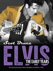 Scot Bruce is coming back to the Alabama Shakespeare Festival on Saturday for the 12th annual Elvis: The Early Years show.