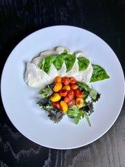 Caprese salad from Mangia Nashville