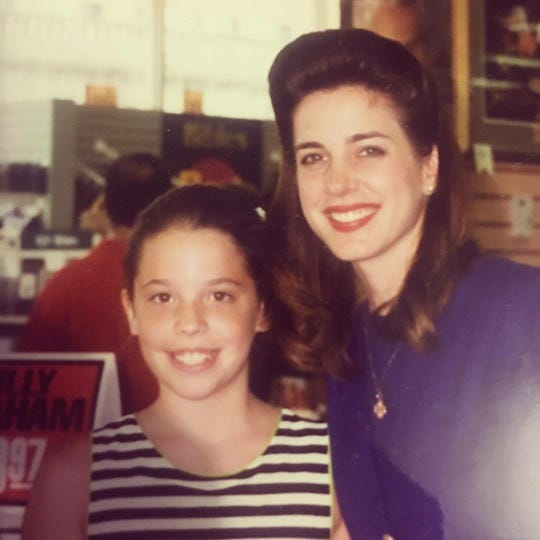 In 1996, Hollie Alexander got to meet Heather Whitestone, the reigning Miss America. Whitestone was the first Miss America with a disability to win the pageant.