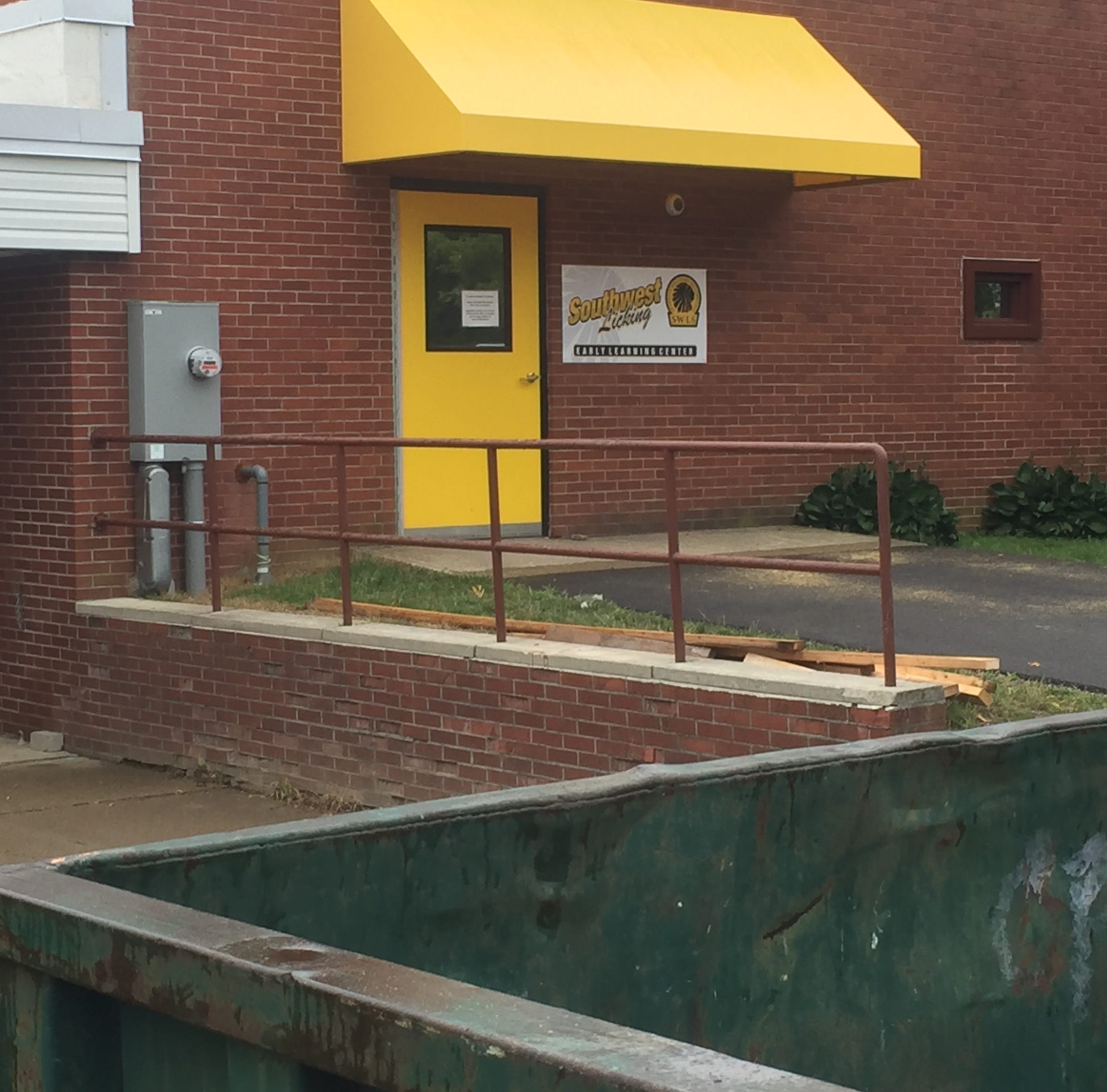 An abatement program was recently completed at the Southwest Licking Early Learning Center, one of many projects completed in preparation for the coming school year.