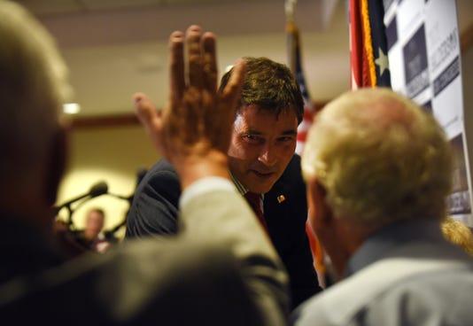 Troy Balderson Special Election Night
