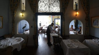 French restaurant, Latour, is still going strong after more than two decades. Tuesday, July 31, 2018