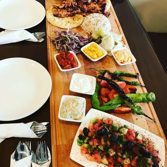 Galata Sharing Platter