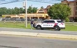 Recording of Joseph Santos, 44, of Hasbrouck Heights, NJ prior to being fatally shot by a police officer outside Dorney Park, Pennsylvania on July 28.