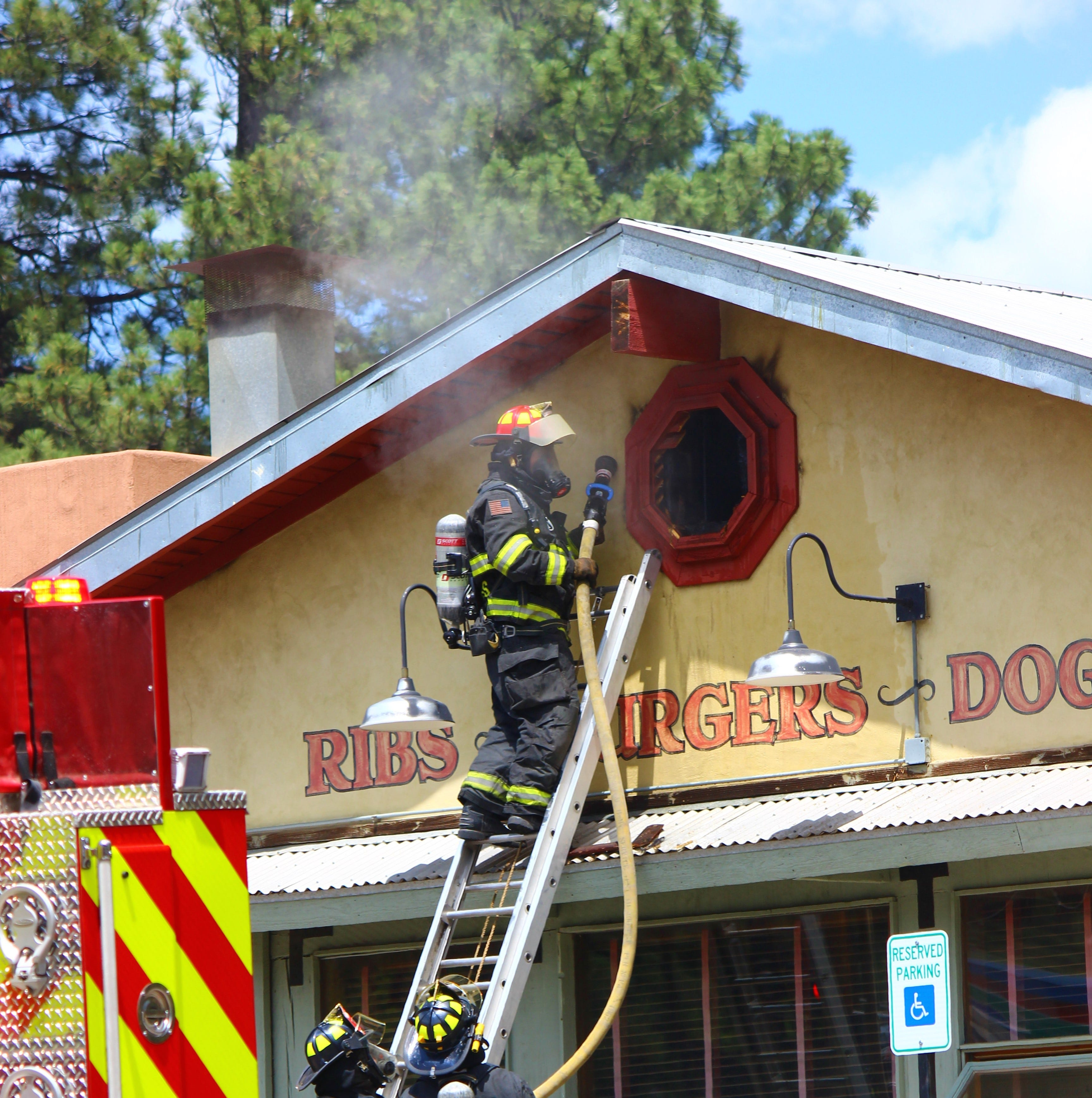 Fire at Farley's under investigation