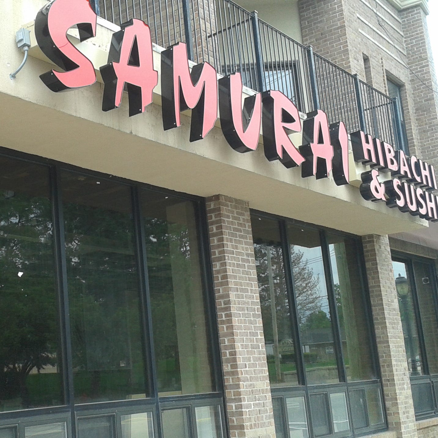 Samurai Hibachi & Sushi coming to Farmington