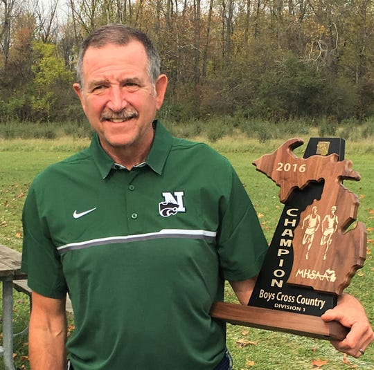 Robert Smith, who passed away at age 62, enjoyed a highly successful career coaching boys country 36 years at Novi High School.