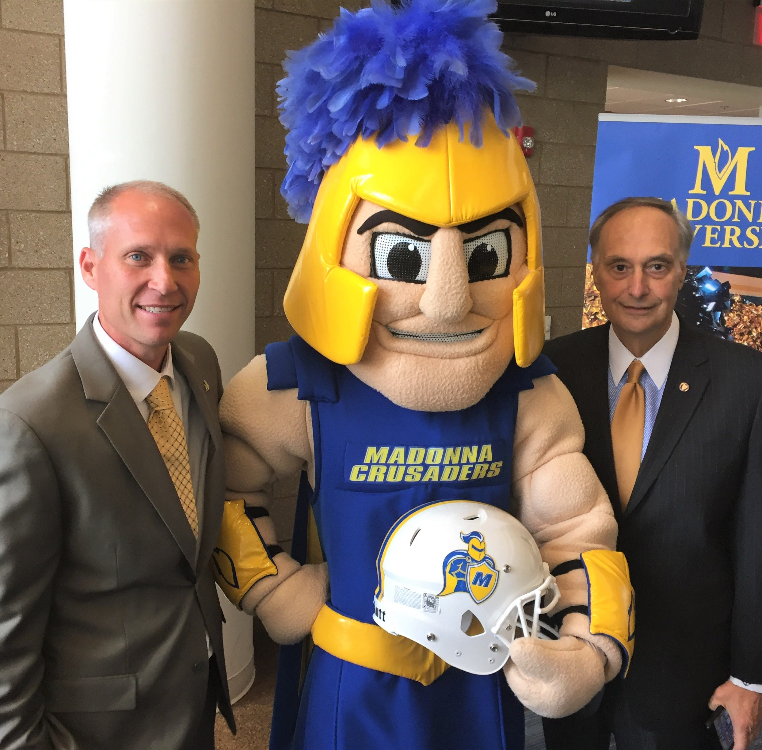 Madonna University to launch football program in 2020