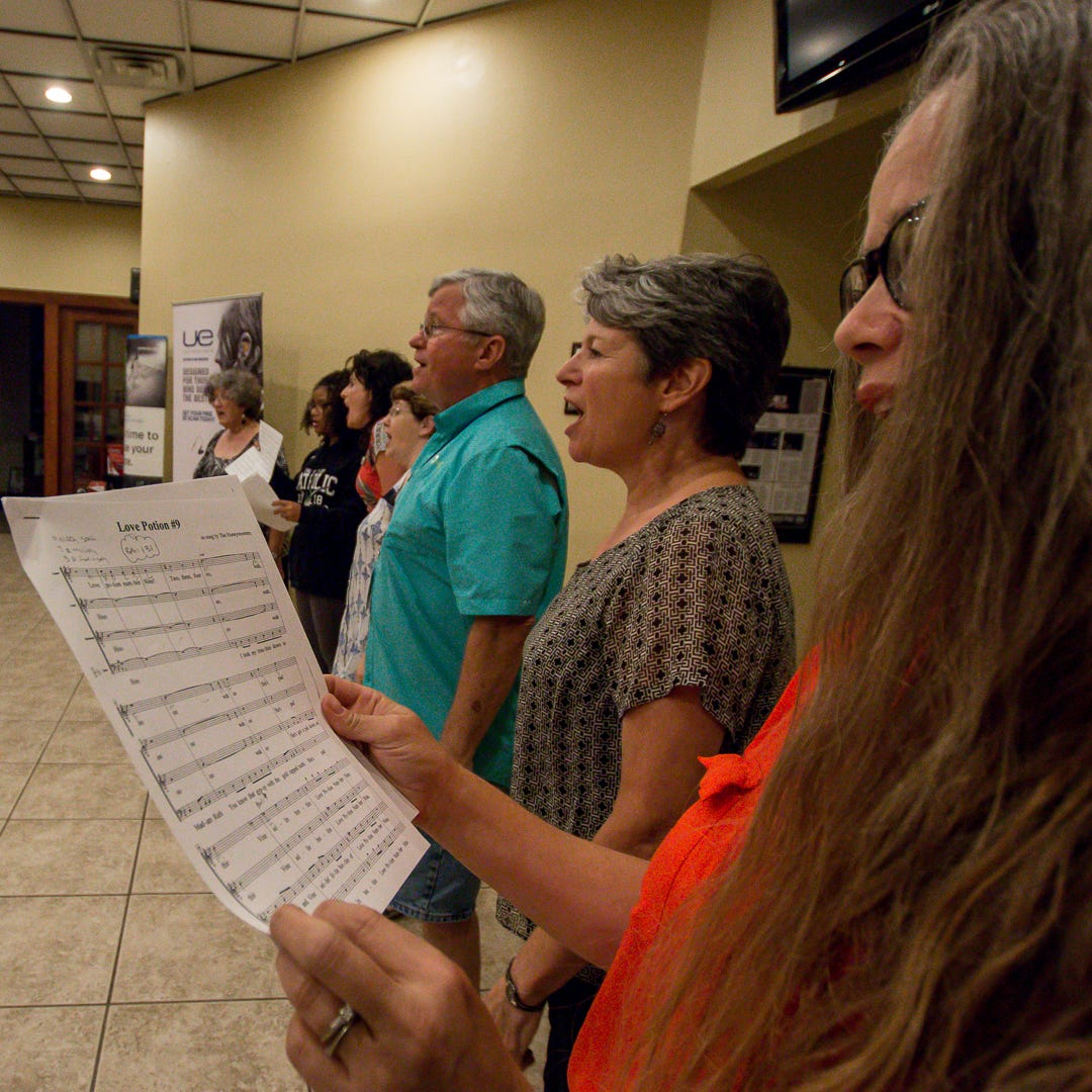 Pensacappella offers singers the opportunity to find harmony with other music lovers